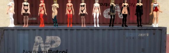 Brawl mod ports SFW Edition