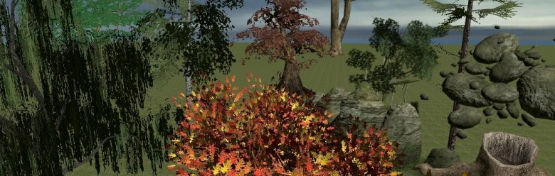 Foliage Pack.zip For Garry's Mod Image 1