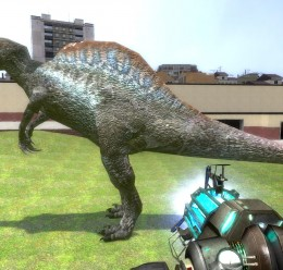jurassic_park_dinosaur.zip For Garry's Mod Image 1