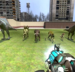 jurassic_park_dinosaur.zip For Garry's Mod Image 2