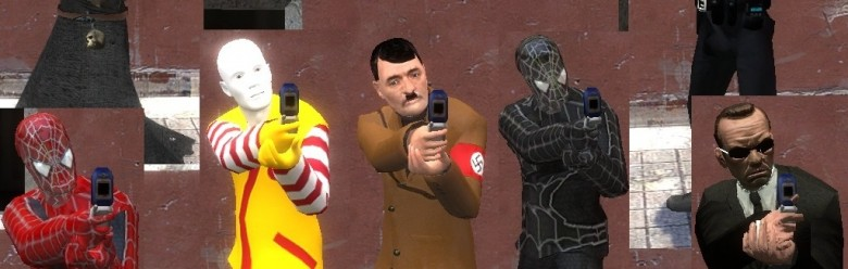 Jammie's Player Pack For Garry's Mod Image 1
