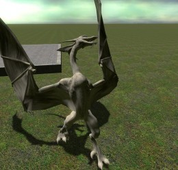 dragonstatue.zip For Garry's Mod Image 1