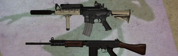 HEXED FN FAL&SBR Vltor