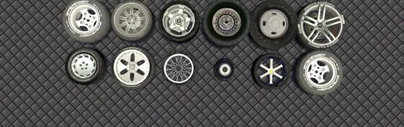 Jojobull's Wheel Pack