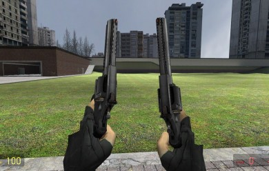 dual357magnum.zip For Garry's Mod Image 2