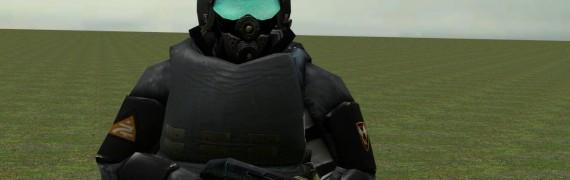 Combine Pilot NPC
