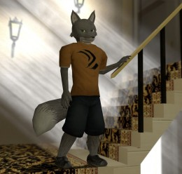 thelaughingcheese_furry_anthro For Garry's Mod Image 2