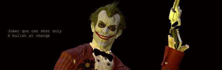 Deviant Joker For Garry's Mod Image 1