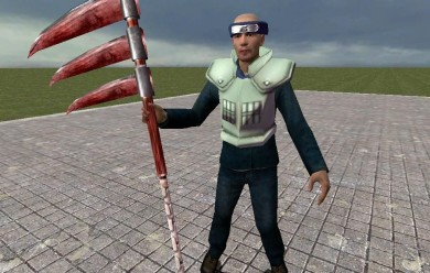 Naruto Model Pack For Garry's Mod Image 2