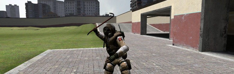 hoodedsas-pmodel.zip For Garry's Mod Image 1
