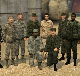 Rusty's National Guard V2 For Garry's Mod Image 1