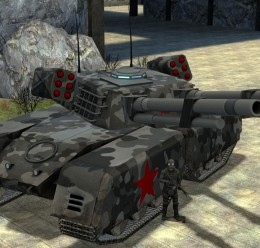 Mammoth Tank For Garry's Mod Image 1