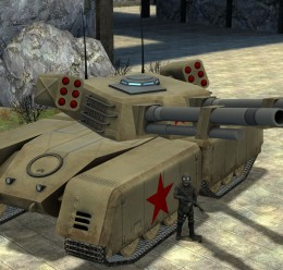 Mammoth Tank For Garry's Mod Image 3