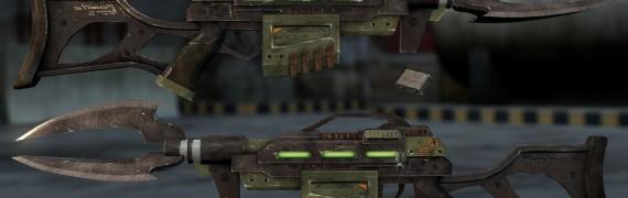 Plasma Weaponry