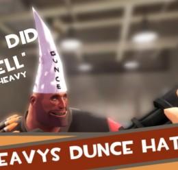 heavy's_dunce_hat_hex.zip For Garry's Mod Image 1