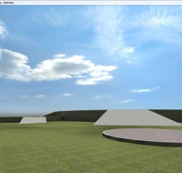gm_flatgrass_3circles.zip For Garry's Mod Image 3