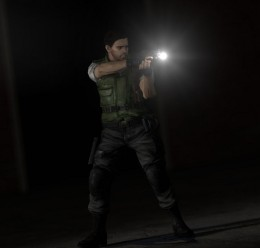 chris_redfield.zip For Garry's Mod Image 3