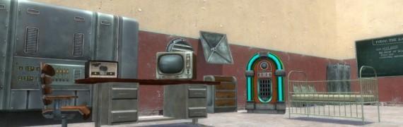 Fallout 3 - Vault Props