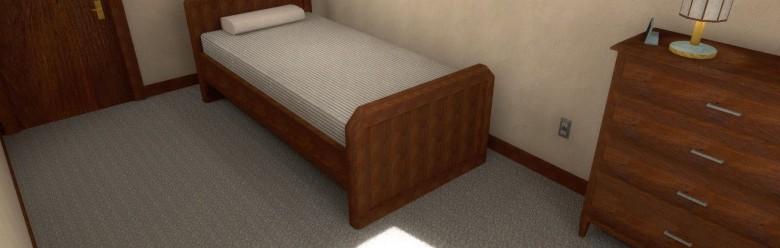gm_bedroom_v3.zip For Garry's Mod Image 1