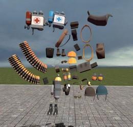 TF2 Parts Pack v4 For Garry's Mod Image 1