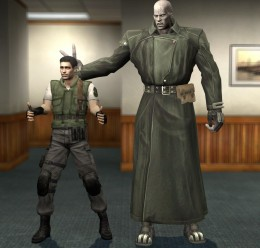 Resident Evil Mr. X + others For Garry's Mod Image 1