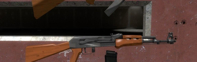 tf2_ak-47_and_thompson_hexed.z For Garry's Mod Image 1