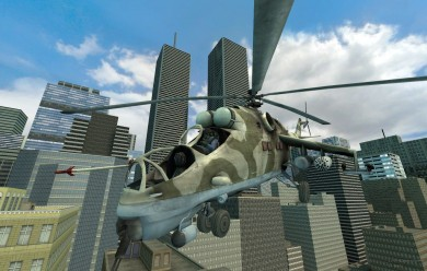 mi-35.zip For Garry's Mod Image 2