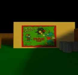 css_simpsons_map_pack.zip For Garry's Mod Image 1