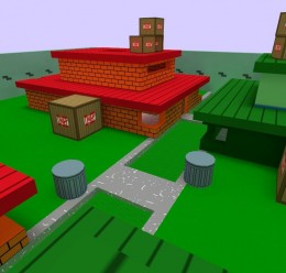 css_simpsons_map_pack.zip For Garry's Mod Image 3