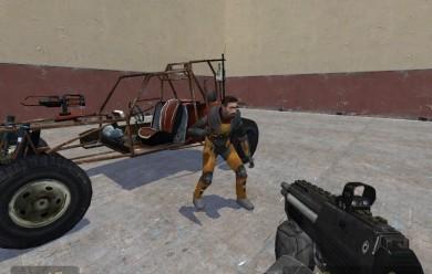 Gordon Freeman NPC v.1 For Garry's Mod Image 2