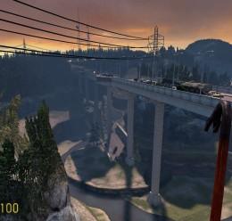 gm_outland_bridge_v2 For Garry's Mod Image 1