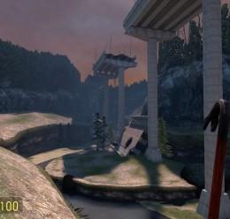 gm_outland_bridge_v2 For Garry's Mod Image 2