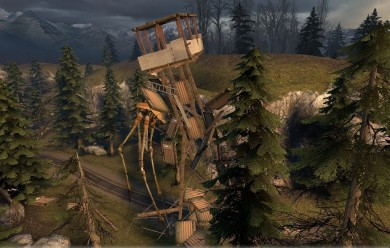 Destructible Tower.zip For Garry's Mod Image 2