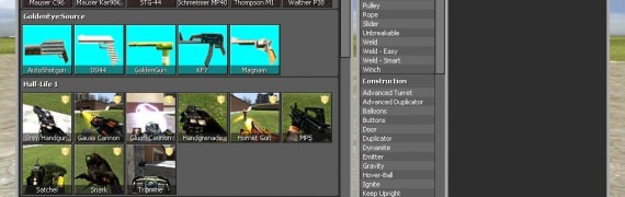 GoldenEye:Source SWEP&Players