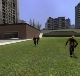 running_zombie_spawnpoint.zip For Garry's Mod Image 3