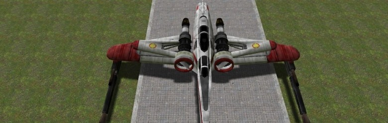 flyable Arc.zip For Garry's Mod Image 1