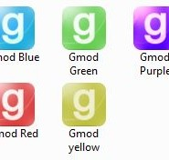 gmod_icons.zip For Garry's Mod Image 1