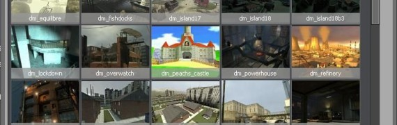 GMOD Map icons (851 icons)