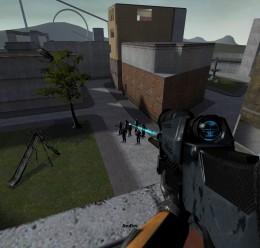 Combine Sniper - HL2: EP2 Ed. For Garry's Mod Image 3