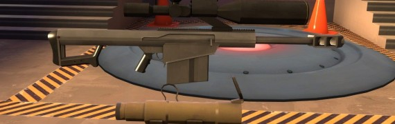 Tf2 Barrett Sniper hexed