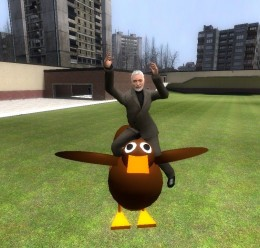 riding_duck.zip For Garry's Mod Image 3