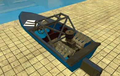 Karbine's V8 Jet Boat For Garry's Mod Image 2