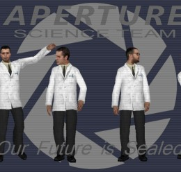 Aperture Scientists For Garry's Mod Image 1
