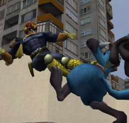 captain_falcon.zip For Garry's Mod Image 1