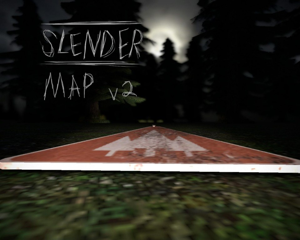 Slender map v2 ***update broke | garrysmods.org on scp containment breach map, dayz world map, planetside 2 map, dark map, hourglass map, neverwinter nights map, fit map, slenderman map, cry of fear map,