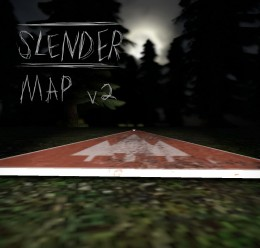 Slender map v2 ***update broke For Garry's Mod Image 1