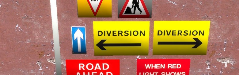 Road Signs V1 (Outdated) For Garry's Mod Image 1