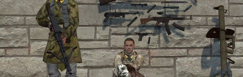 CoDWaW German Weapons For Garry's Mod Image 1