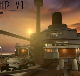 ttt_theship_v1 For Garry's Mod Image 1