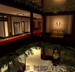 ttt_theship_v1 For Garry's Mod Image 3